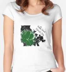 Saint Patrick Women's Fitted Scoop T-Shirt