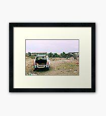 El Rahba Framed Print