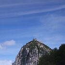Chateau de Montsegur 3 by WatscapePhoto