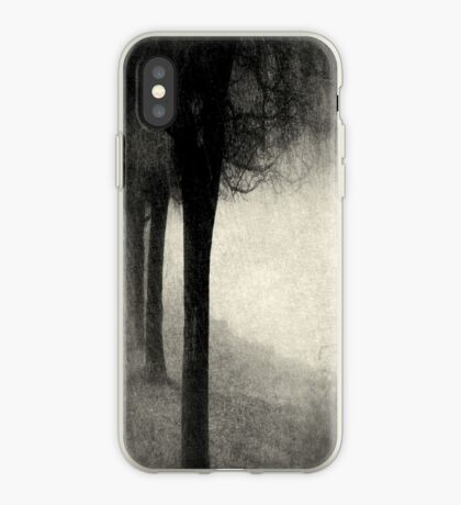 Twins in the Forest iPhone Case