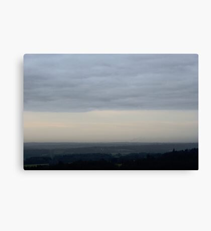 Early Morning Tones Canvas Print