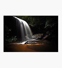 Falling Light Photographic Print