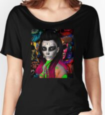 Day of the Dead Kardashian's Women's Relaxed Fit T-Shirt