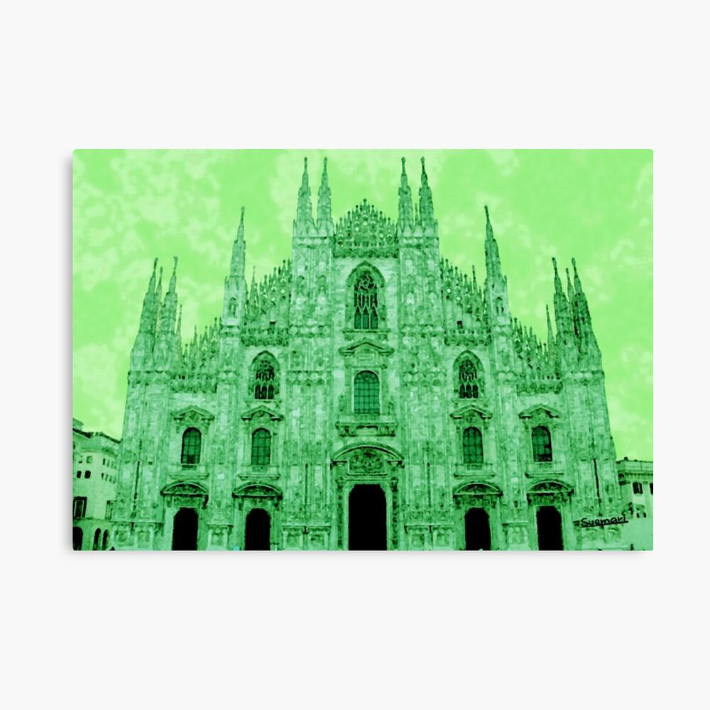 Duomo Leinwanddruck