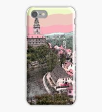 Cesky Krumlov iPhone Case/Skin