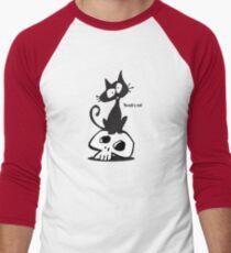Yorick's cat Men's Baseball ¾ T-Shirt