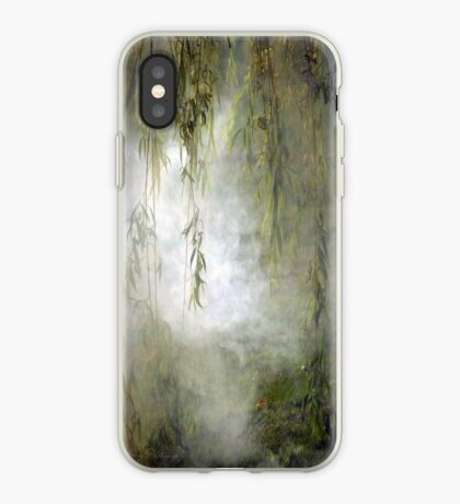 Weepin Willows iPhone Case