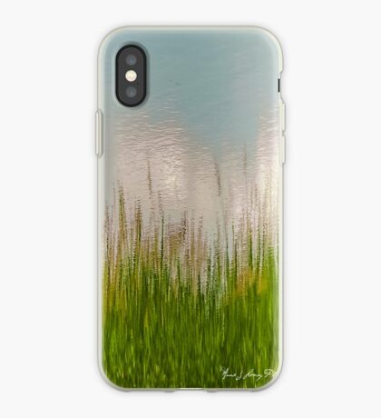 Spring Reflections iPhone Case