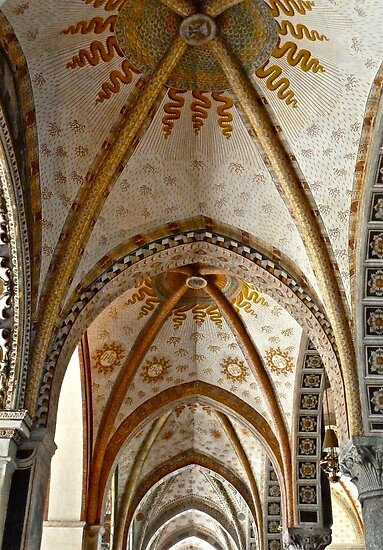 Santa Maria Delle Grazie's Church by Ommik
