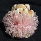Ballet Teddy by Bev Pascoe