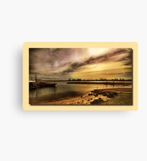 Forster Evening Canvas Print