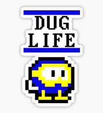 Pooka Dug life Sticker