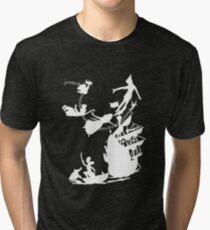 Peter White Tri-blend T-Shirt