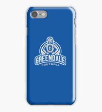 Greendale Football - IPHONE CASE iPhone Case/Skin