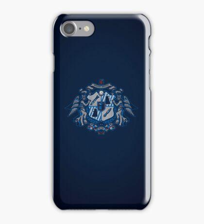 Whovian Institute - IPHONE CASE iPhone Case/Skin