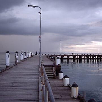 Rye Pier by snuffi