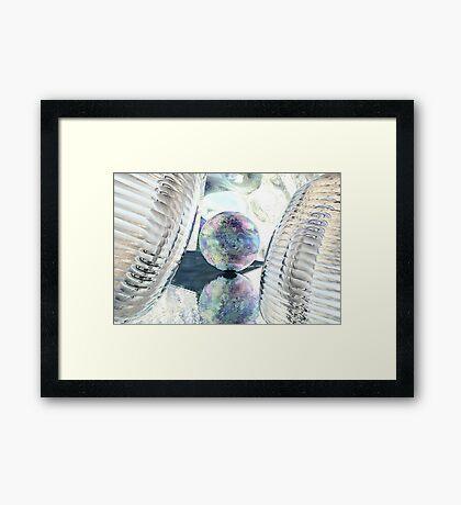 Metamorphia #1 Framed Print