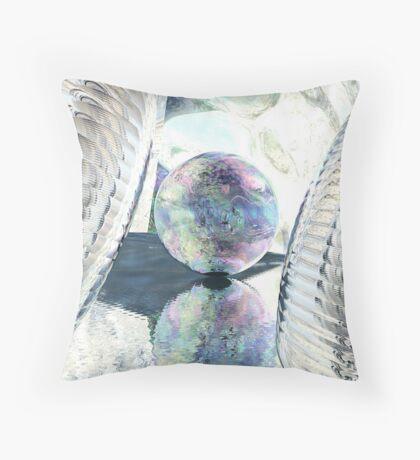 Metamorphia #1 Throw Pillow