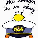 The Travelling Lemon by twylluan