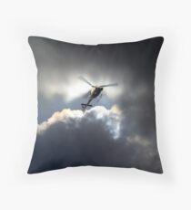 Eurocopter AS350 Throw Pillow