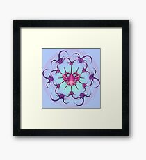 Frijoles Bug & Anti-Virus Framed Print
