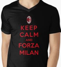 Keep Calm And Forza Milan T-Shirt