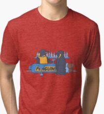 Penguin bar Tri-blend T-Shirt
