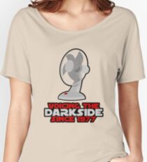 Voicing the Dark side Women's Relaxed Fit T-Shirt