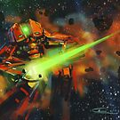 Space Shooter by Tom Godfrey