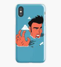 Elvis Bermuda iPhone Case
