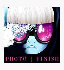 Pony Gaga Photographic Print