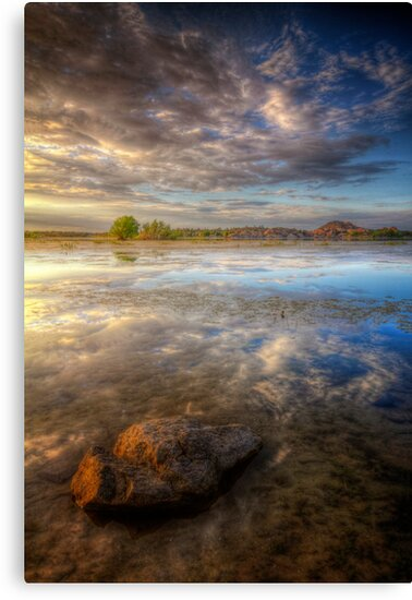 Lonesome Stone by Bob Larson
