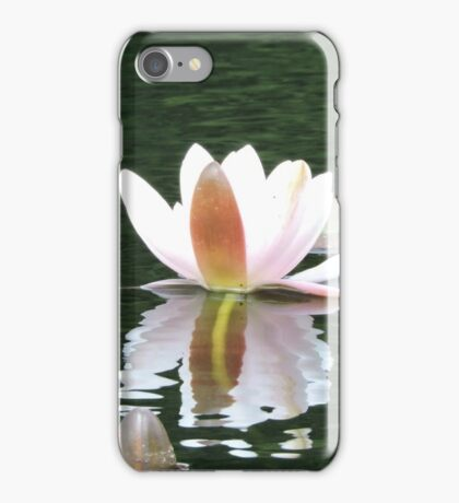 Never Be Afraid to Bloom & Shimmer iPhone Case/Skin