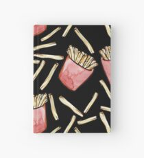 French Fries are awesome  Hardcover Journal