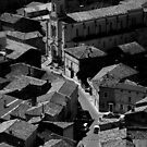 the French village of Boulbon (near Avignon). by geof