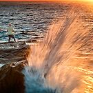 Fishermans Wave by Michael Howard