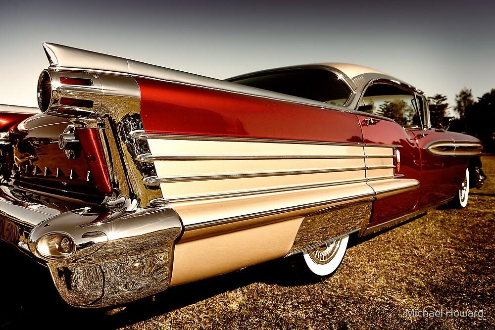 Oldsmobile the skirt  by Michael Howard