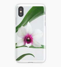 Orchid Blüte iPhone Case/Skin