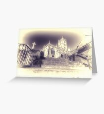 St Johns Greeting Card