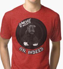 BMore Melodies Tri-blend T-Shirt