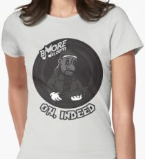 BMore Melodies Women's Fitted T-Shirt