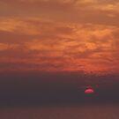 Sunset and Clouds - Puesta del Sol y Nubes by PtoVallartaMex
