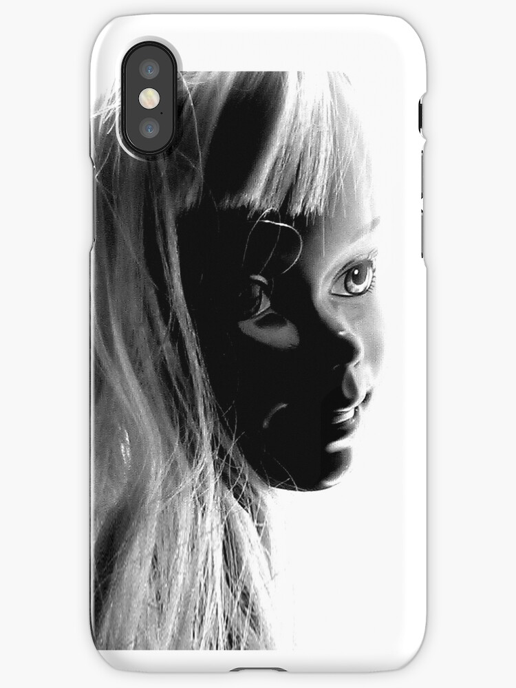 The Wistfulness of Ophelia iPhone by Margaret Bryant
