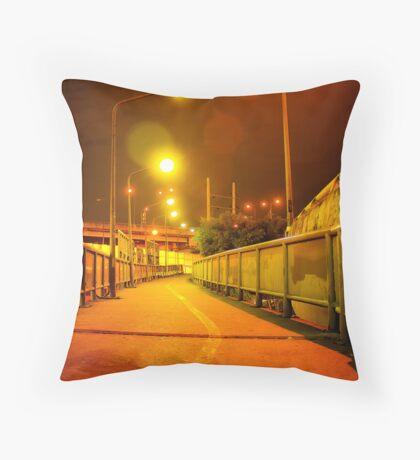 Dystopian 2 Throw Pillow