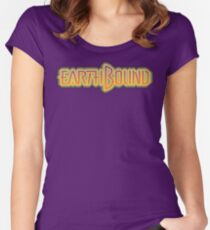 EarthBound Women's Fitted Scoop T-Shirt