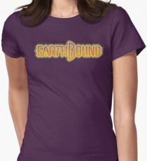 EarthBound Womens Fitted T-Shirt