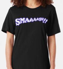 SMAAAASH!! Slim Fit T-Shirt