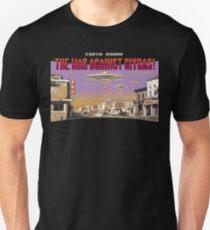 The War Against Giygas Slim Fit T-Shirt