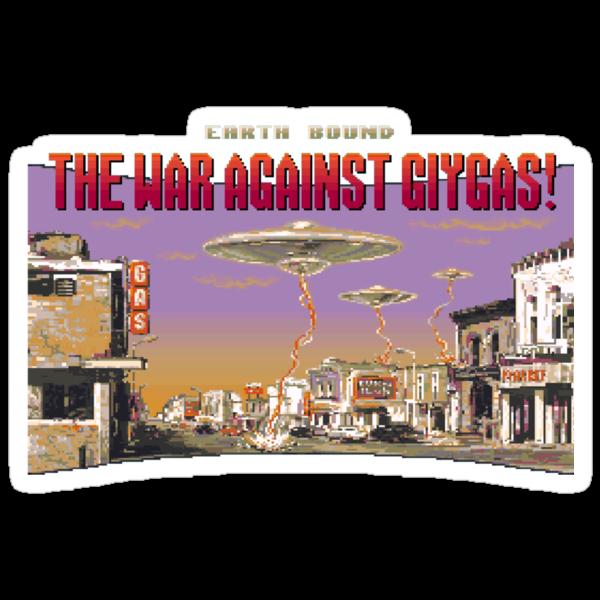 The War Against Giygas by Globulous