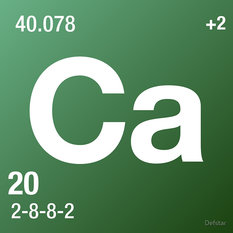 calcium element information - 800×800